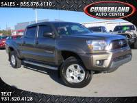 PRE-OWNED 2013 TOYOTA TACOMA PRERUNNER RWD CREW CAB PICKUP