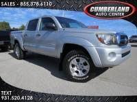 PRE-OWNED 2011 TOYOTA TACOMA PRERUNNER RWD CREW CAB PICKUP