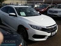 Used 2016 Honda Civic EX For Sale San Diego | 2HGFC2F79GH509481