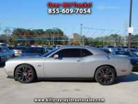 2014 Dodge Challenger SRT8 2dr Coupe