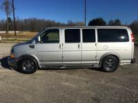 2011 Chevrolet Express Cargo AWD 1500 3dr Cargo Van w/ YF7 Upfitter