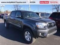 Pre-Owned 2015 Toyota Tacoma TRD SPORT 4WD 4D Double Cab