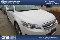 Pre-Owned 2011 Ford Taurus Limited With Navigation & AWD