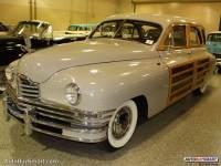Used 1948 Packard Woody