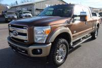 2011 Ford F-250 Super Duty 4x4 King Ranch 4dr Crew Cab 6.8 ft. SB Pickup