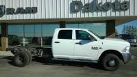 2014 RAM Ram Chassis 3500 4x4 Tradesman 4dr Crew Cab 172.4 in. WB Chassis
