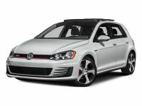 2016 Volkswagen Golf GTI S 4dr Car