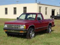 1992 Chevrolet S10 -1 OWNER TRUCK-SHORTBED-4X4-4.3 L V6 85K ACTUAL MILES-FROM NORTH CAROLINA