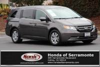 Used 2016 Honda Odyssey EX-L with DVD Rear Entertainment System