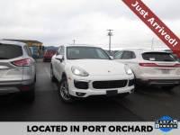 2015 Porsche Cayenne Diesel in Tacoma, near Auburn WA