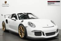 Certified Pre-Owned 2016 Porsche 911 2dr Cpe R RWD 2dr Car