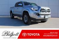 2016 Toyota Tacoma Limited 2WD Double Cab V6 AT Natl Truck Double Cab in Nederland