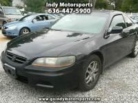 2001 Honda Accord EX V6 coupe
