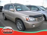 Used 2007 Toyota Highlander For Sale   Rapid City SD   JTEEP21A770227129