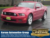 2013 Ford Mustang GT Coupe V8