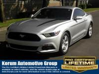2015 Ford Mustang Ecoboost Coupe 4 cyls