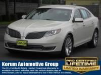 2016 Lincoln MKS Base Sedan V6