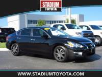 Pre-Owned 2015 Nissan Altima 4dr Sdn I4 2.5 FWD