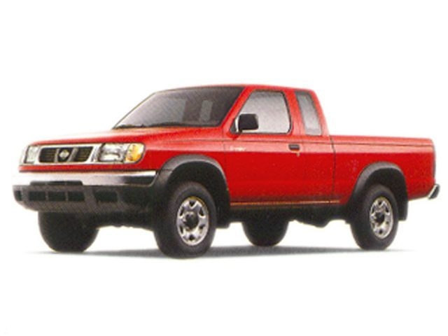 Photo Used 1998 Nissan Frontier Truck King Cab in Eugene