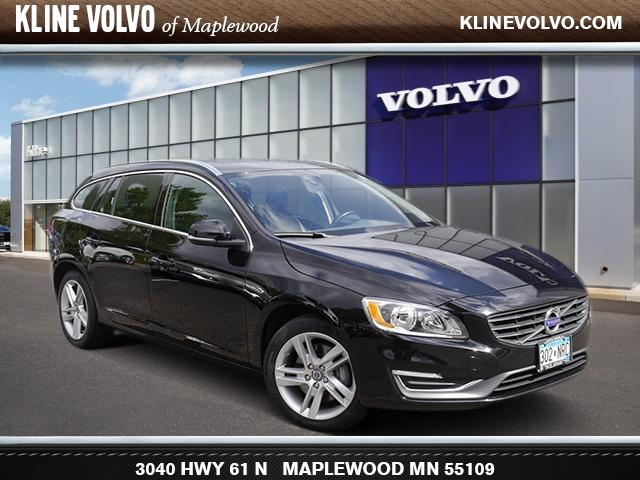 Photo Used 2015 Volvo V60 T5 Premier Plus Wagon For Sale Maplewood, MN