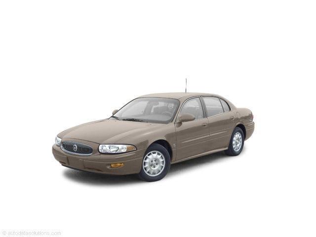 Photo 2004 Buick LeSabre Limited Sedan - Used Car Dealer Serving Upper Cumberland Tennessee