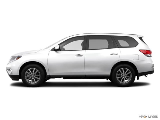 Photo Used 2014 Nissan Pathfinder Platinum SUV in San Leandro, CA