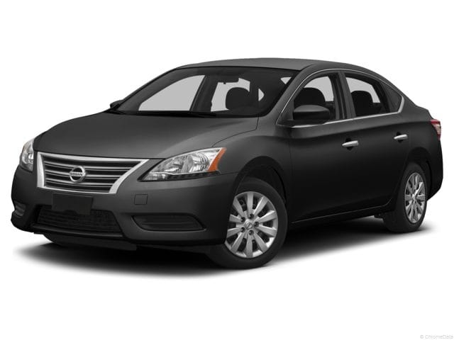 Photo Used 2014 Nissan Sentra S for sale in Lawrenceville, NJ