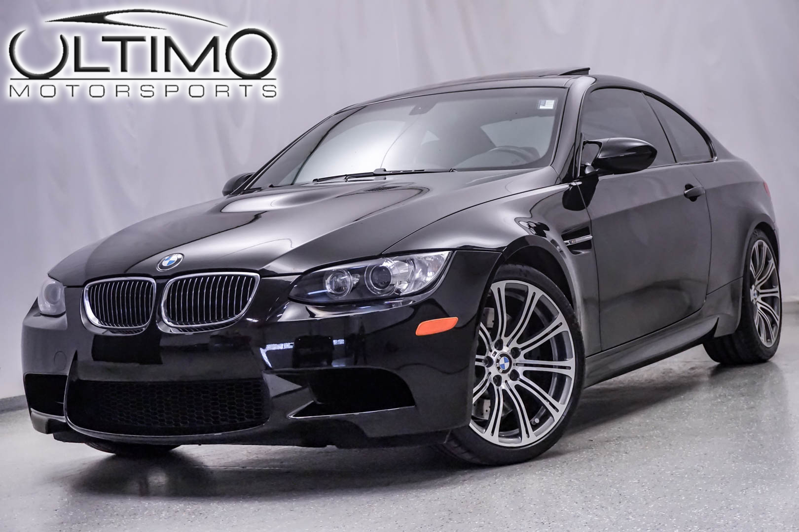 Photo Pre-Owned 2008 BMW M3 M3 Rear Wheel Drive Coupe