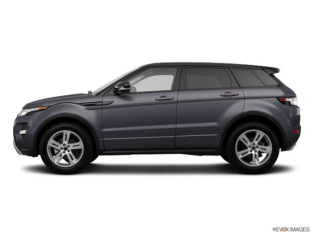 Photo Pre-Owned 2013 Land Rover Range Rover Evoque SUV in Corte Madera, CA