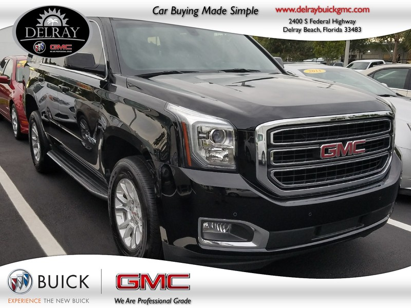 Photo Pre-Owned 2016 GMC YUKON SLE Rear Wheel Drive Sport Utility Vehicle