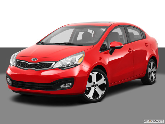 Photo Used 2013 Kia Rio EX 4dr Sdn Auto in Houston, TX