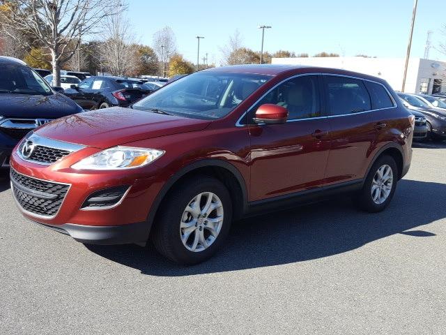 Photo Used 2012 Mazda Mazda CX-9 For Sale in Huntersville NC  Serving Charlotte, Concord NC  Cornelius. VIN JM3TB2CA7C0339793