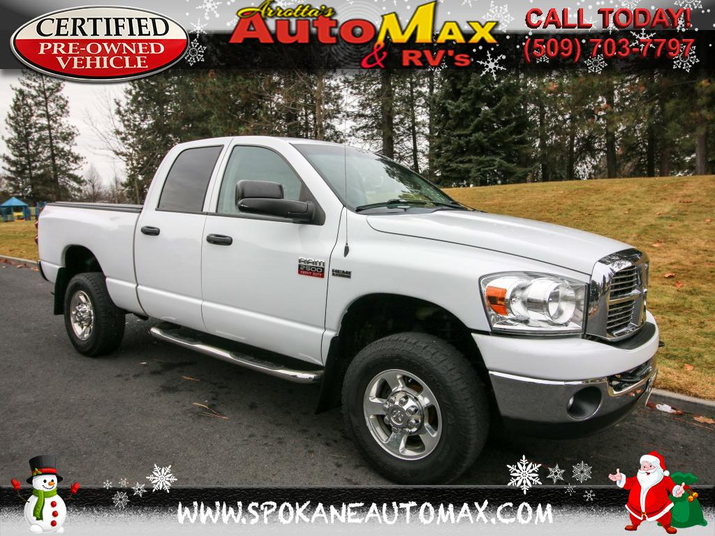 Photo 2008 Dodge Ram 2500 SLT