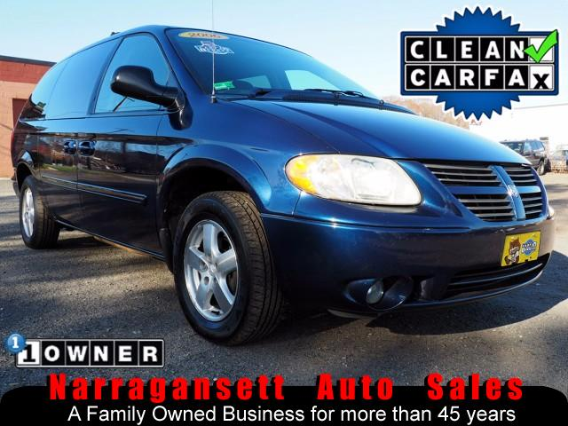 Photo 2006 Dodge Grand Caravan SXT V6 Auto Air Full Power Moonroof 1-Owner 85K