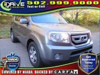 2009 Honda Pilot 4x4 Touring 4dr SUV w/Navi and DVD