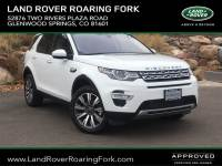Certified Used 2017 Land Rover Discovery Sport HSE LUX SUV in Glenwood Springs, CO