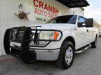2009 Ford F-150 4x4 XLT SuperCab 4dr Styleside 8 ft. LB w/Heavy Duty Payload Package