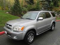 2007 Toyota Sequoia Limited 4dr SUV 4WD
