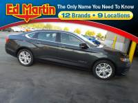Certified Used 2014 Chevrolet Impala LT Sedan Near Indianapolis