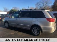 Used 2008 Toyota Sienna Limited Van in Akron OH