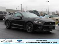 Certified 2015 Ford Mustang I4 in Draper