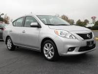 Certified Pre-Owned 2014 Nissan Versa SL FWD 4dr Car