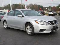 Certified Pre-Owned 2017 Nissan Altima 2.5 FWD 4dr Car