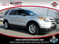 Pre-Owned 2013 FORD EXPLORER FWD 4DR XLT Front Wheel Drive Sport Utility Vehicle