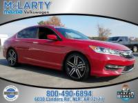 Pre-Owned 2017 HONDA ACCORD SPORT SPECIAL EDITION Front Wheel Drive Sedan