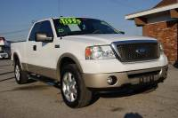 2008 Ford F-150 4x4 Lariat 4dr SuperCab Styleside 6.5 ft. SB
