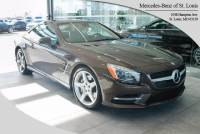 Certified Pre-Owned 2015 Mercedes-Benz SL 400 Roadster For Sale St. Louis, MO