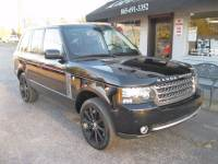2011 Land Rover Range Rover 4x4 Supercharged 4dr SUV