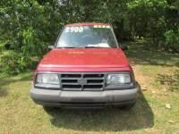 1998 Chevrolet Tracker Base 4dr STD 4WD SUV