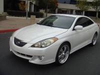 2005 Toyota Camry Solara SE Sport 2dr Coupe